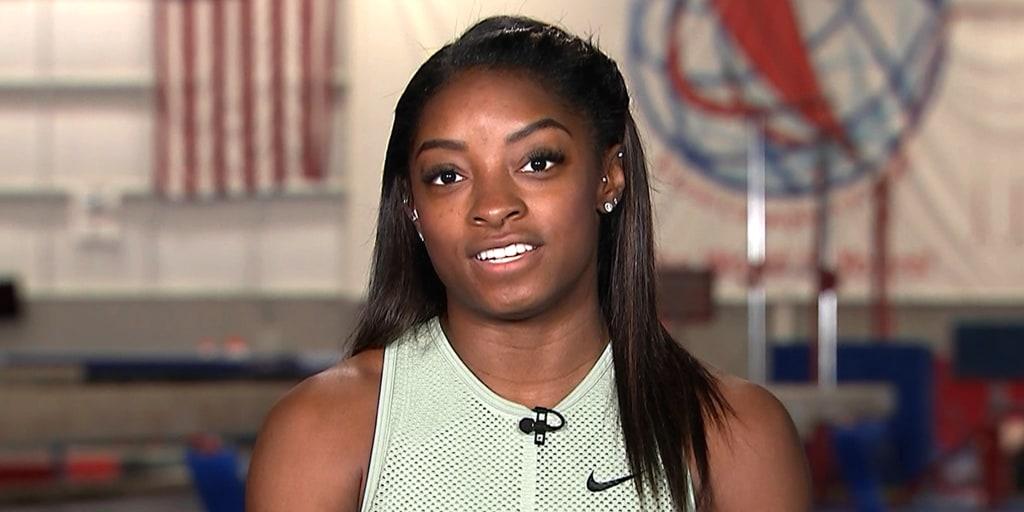 Simone Biles Talks About Usa Gymnastics Promise To Reform