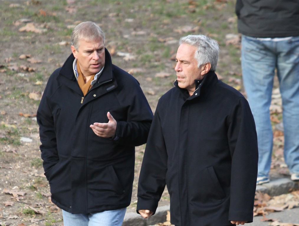 Prince Andrew Appalled By Reports Of Jeffrey Epstein S Alleged
