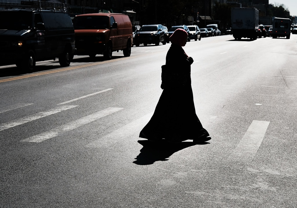 Muslim woman sues Yonkers, New York, says police forced her to remove hijab after arrest