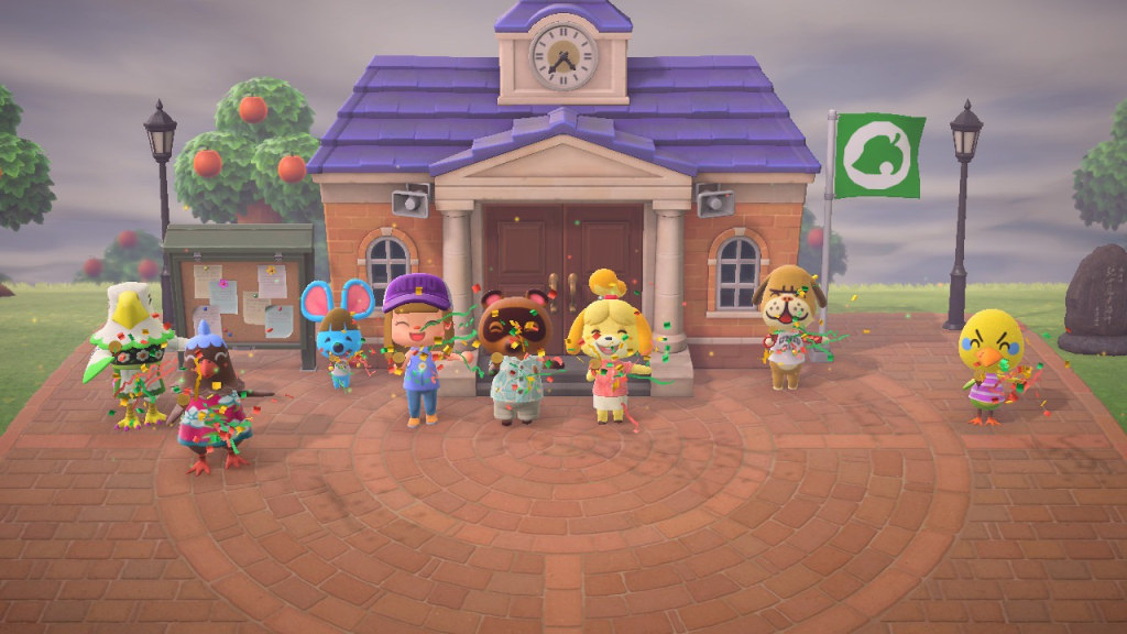 Amid quarantine, thousands are escaping to tropical islands — via 'Animal  Crossing'