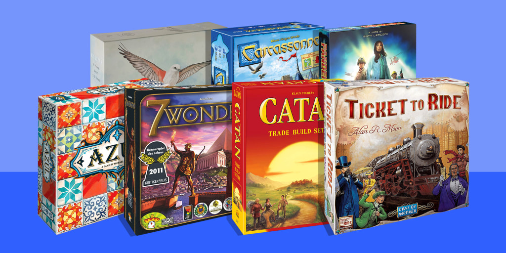 Best Board Games To Play In Quarantine According To Experts