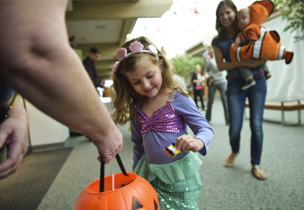 Halloween Trick Or Treating 2020 Today Show The spookiest part of Halloween this year might be the slump in