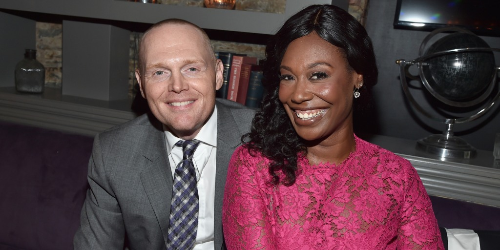 Who Is Bill Burr S Wife Meet Nia Renee Hill
