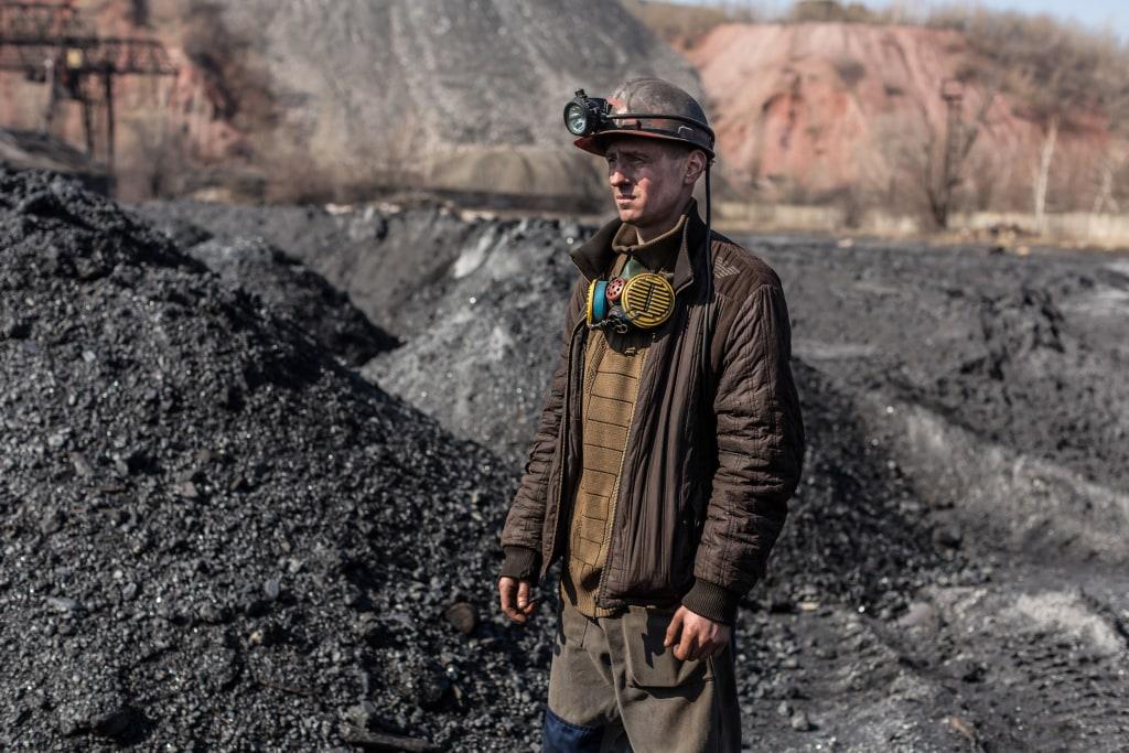 nbcnews.com - Veronika Melkozerova - Ukraine's war-torn Donbas region is on the verge of environmental disaster