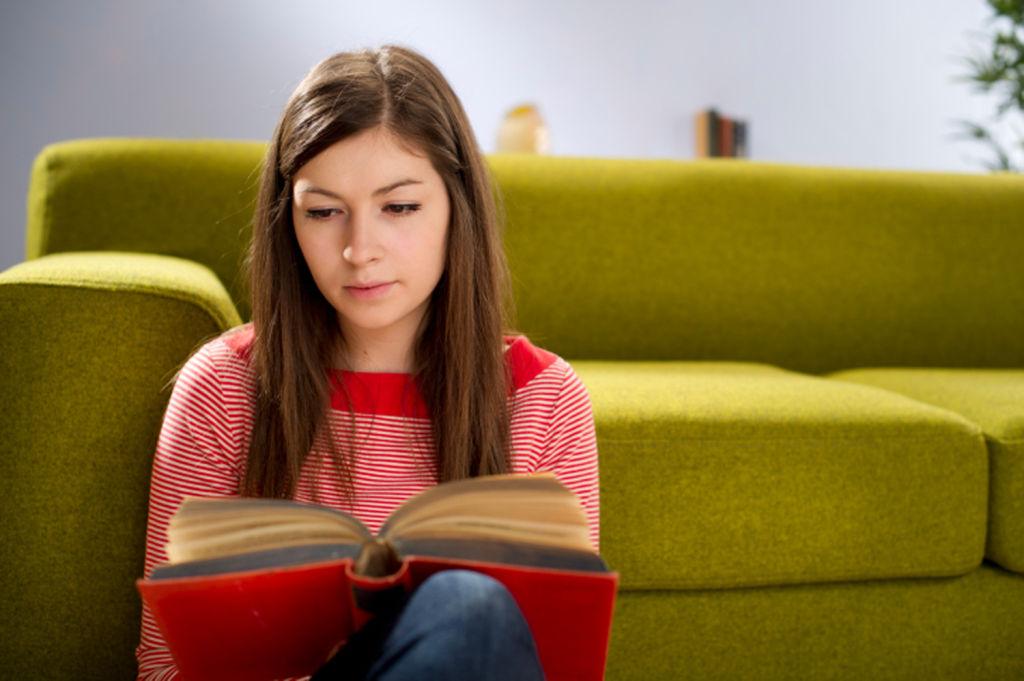 Teen novels bilingual