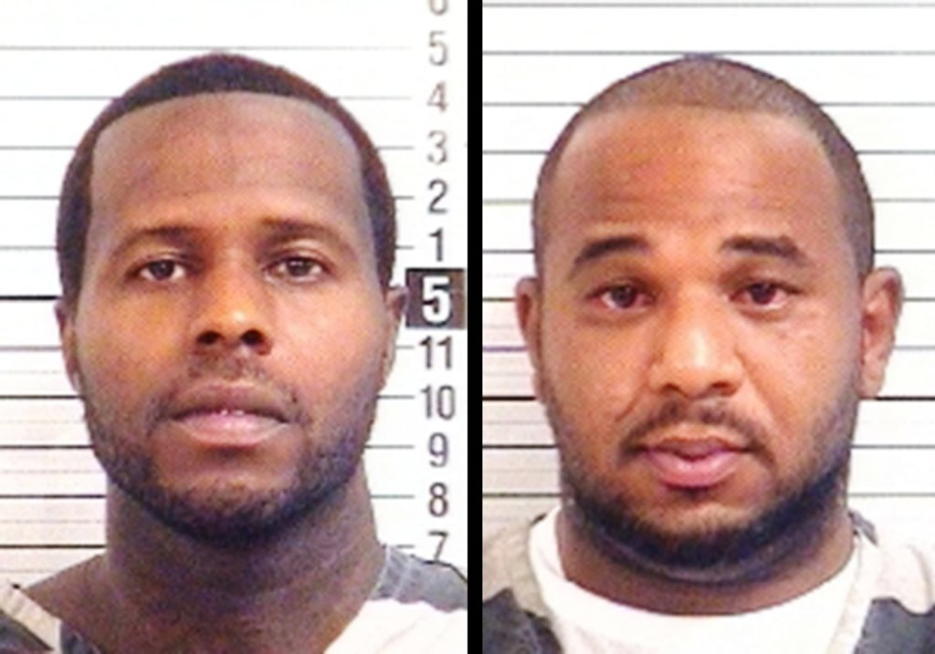Florida prison escapees had help from 'gang' behind bars