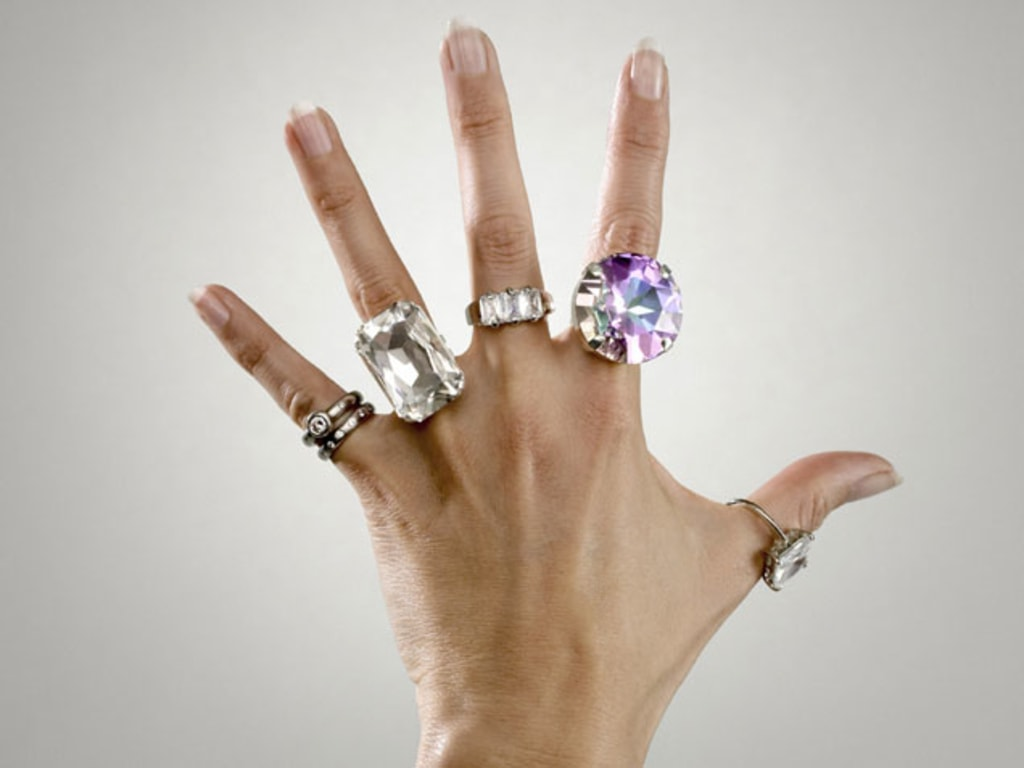 Engagement Ring Upgrade Would You Trade In Your Diamond