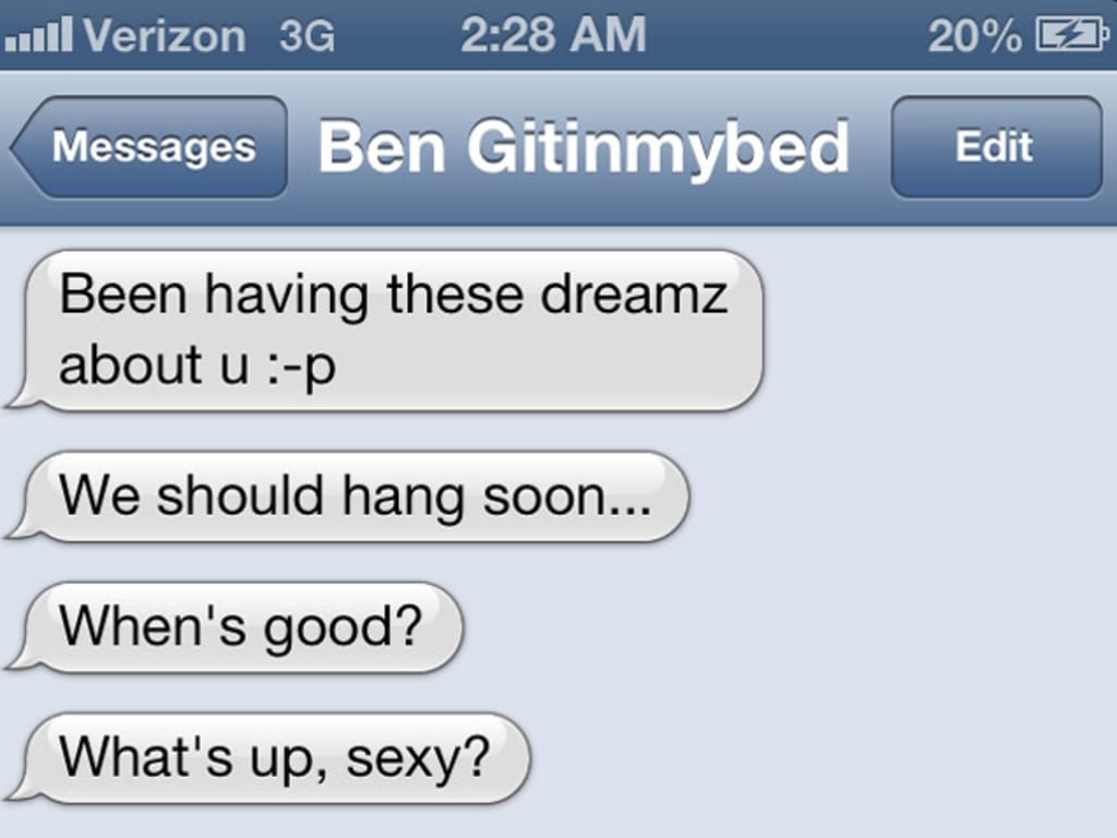 Decoding ur guy's srsly vague text messages