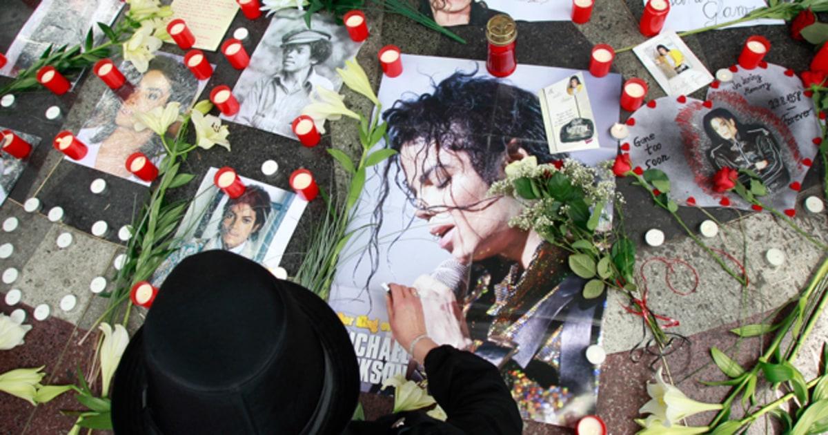 Fans remember Michael Jackson