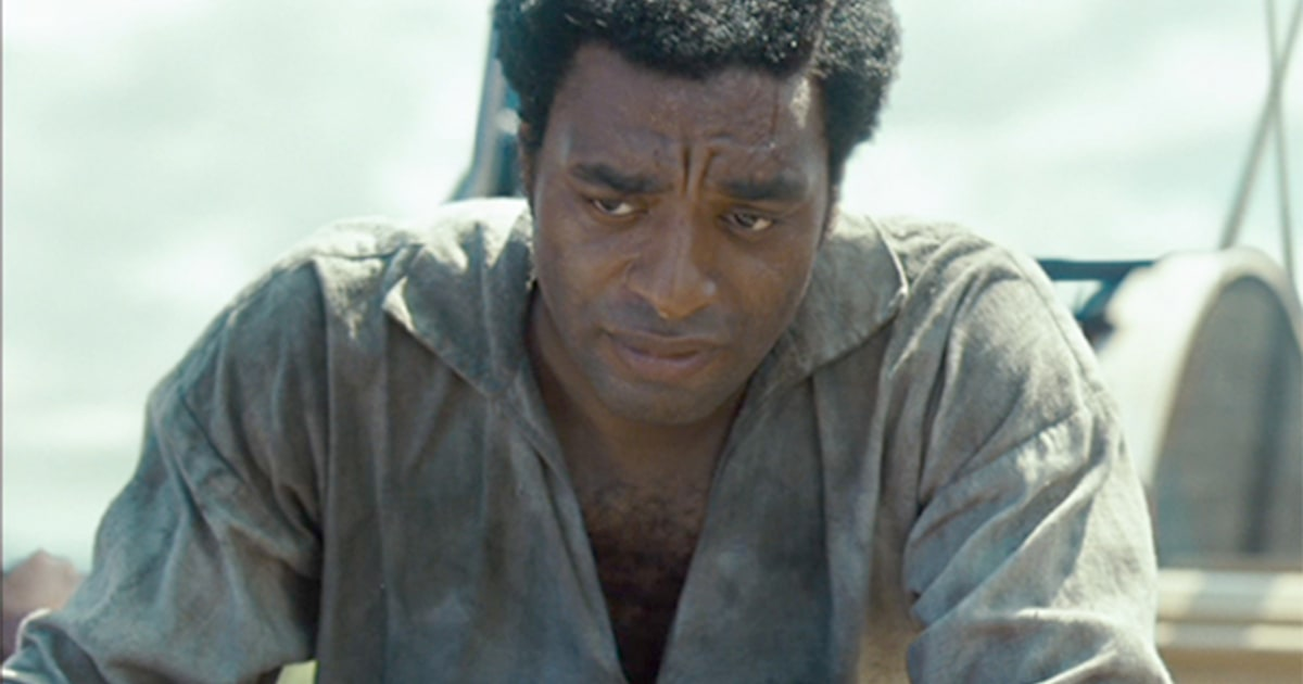 12 Years A Slave Trailer