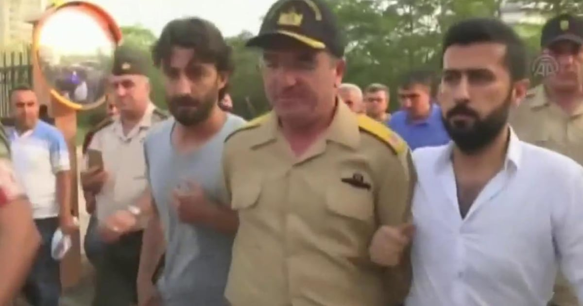 Cadets jailed in Turkeys relentless purge of coup