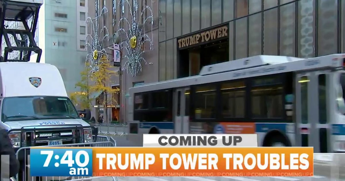 Trump Tower Troubles