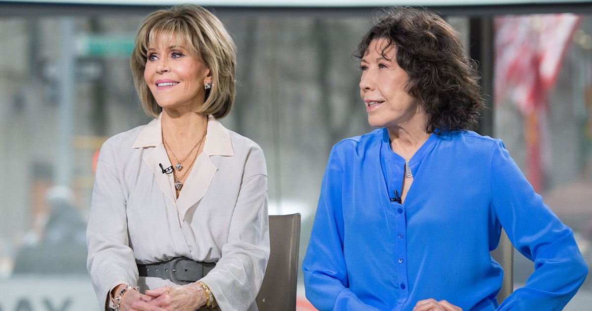 jane fonda and lily tomlin now grace and frankie are selling vibrators. Black Bedroom Furniture Sets. Home Design Ideas