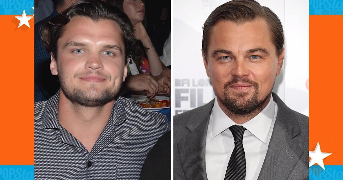 Leonardo Dicaprio S New Doppelganger Is Jack Nicholson S Son Ray Early voting has already begun in several states. jack nicholson s son ray