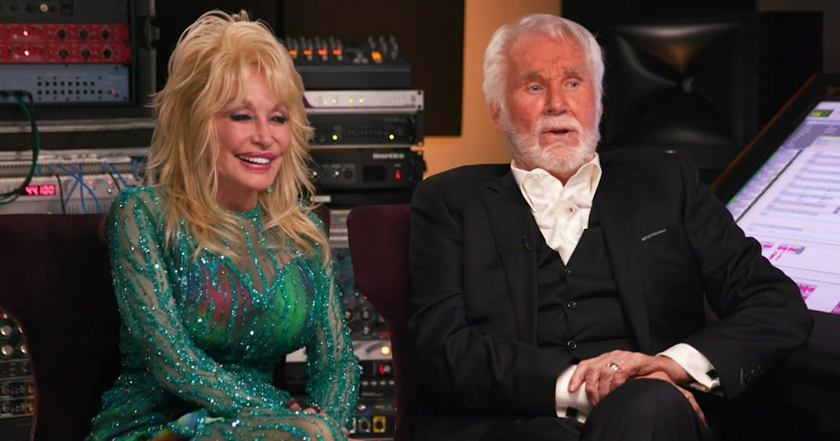 Dolly Parton and Kenny Rogers reveal why they never dated