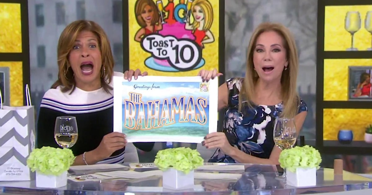 klgandhoda com giveaway 2019 kathie lee and hoda are sending a lucky viewer to the bahamas 4943