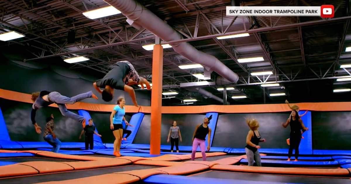 Are trampoline parks safe? Growing injuries highlight ...