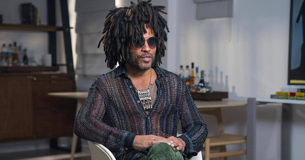Lenny Kravitz S New Album Raise Vibration Came To Him In His Sleep