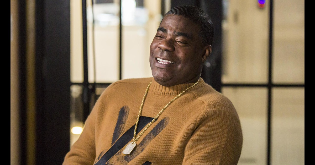 Tracy Morgan on 'The Last O.G.,' friendship with Tina Fey, life after crash