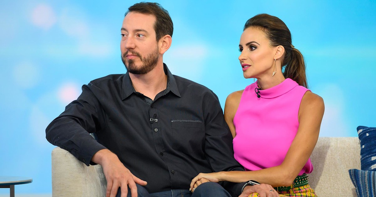 today.com - NASCAR champ Kyle Busch and wife share infertility struggles