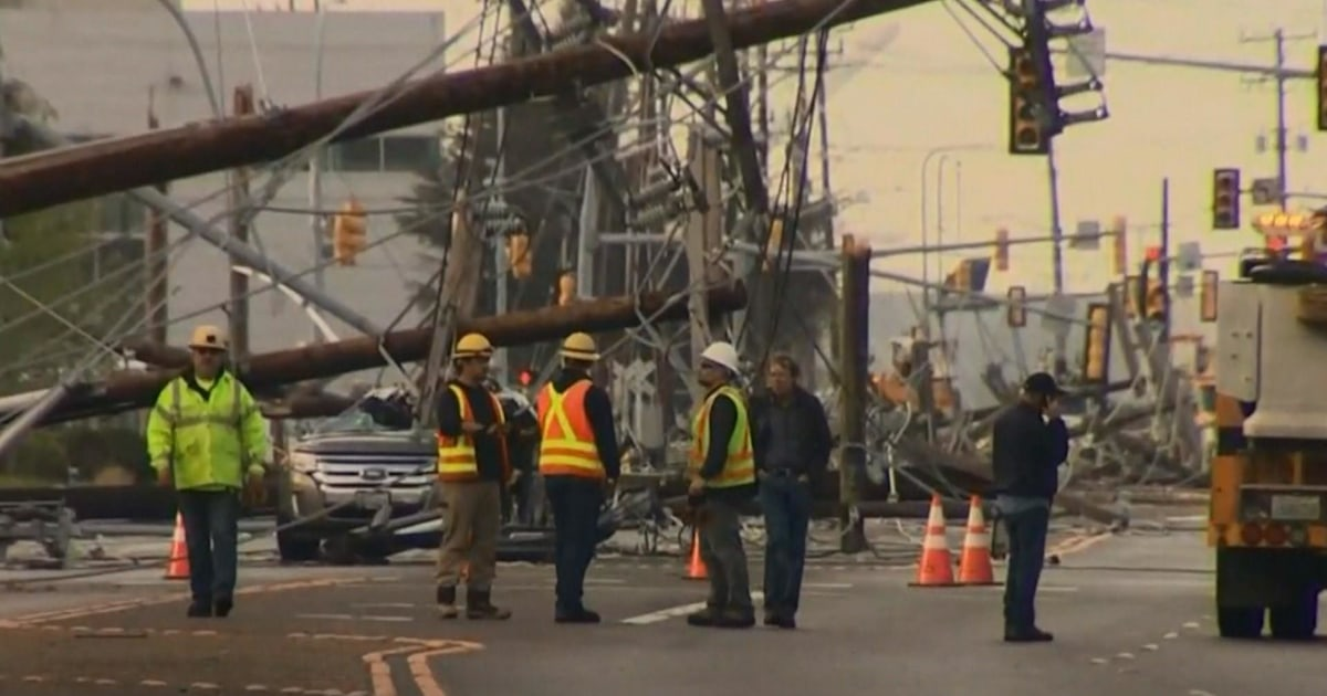 Best Suv For The Money >> Power poles mysteriously topple in Seattle, crushing an SUV