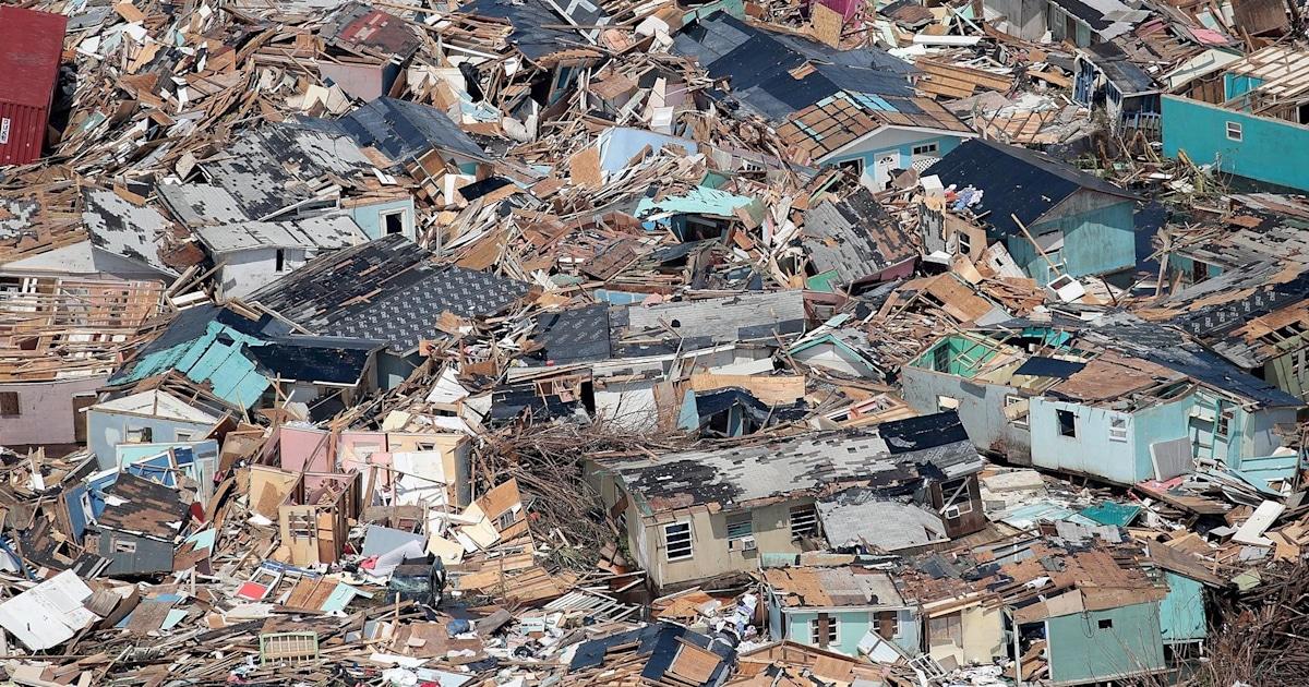 Hurricane Dorian Inside Bahamas Recovery Efforts