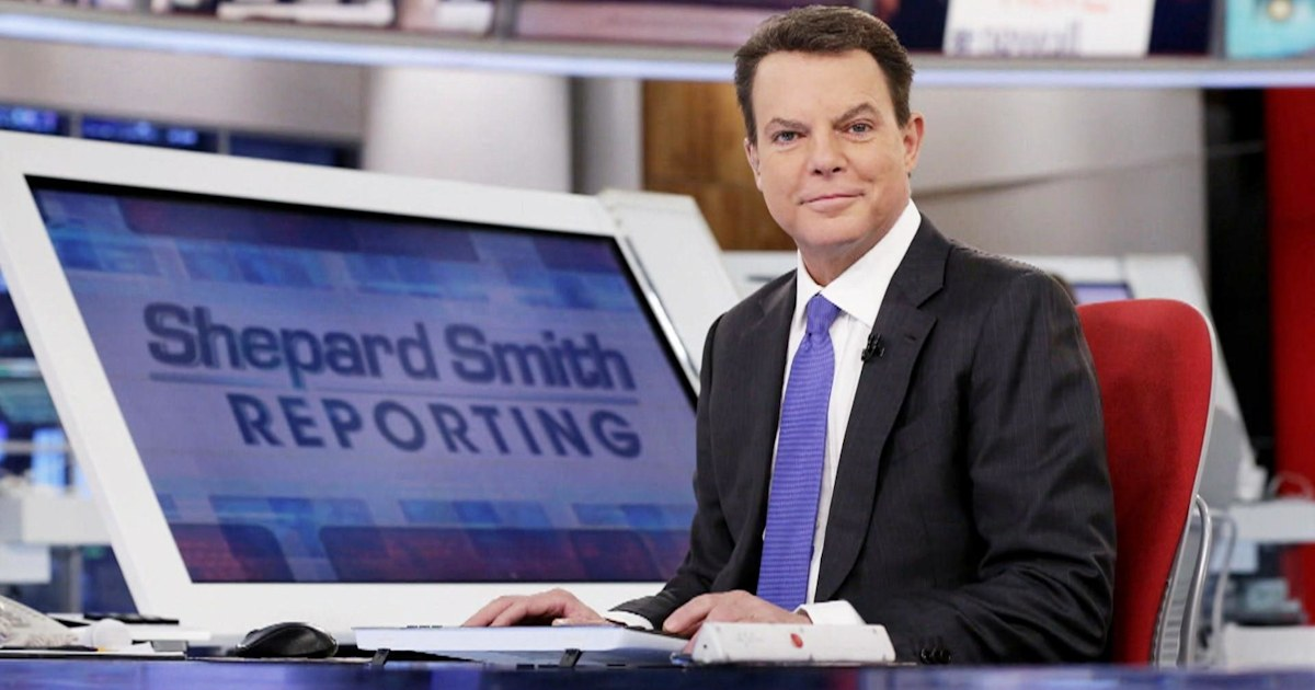 Shepard Smith abruptly resigns from Fox News