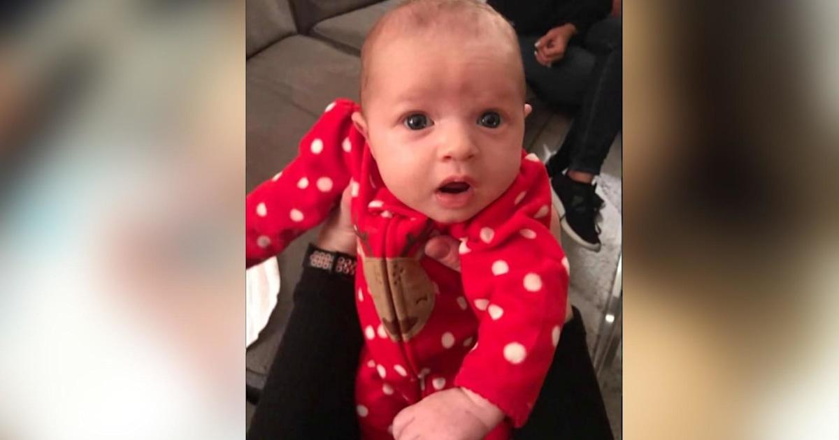 Σκοτώθηκε το Τέξας η μαμά το μωρό κόρη Χριστούγεννα με τον πατέρα της