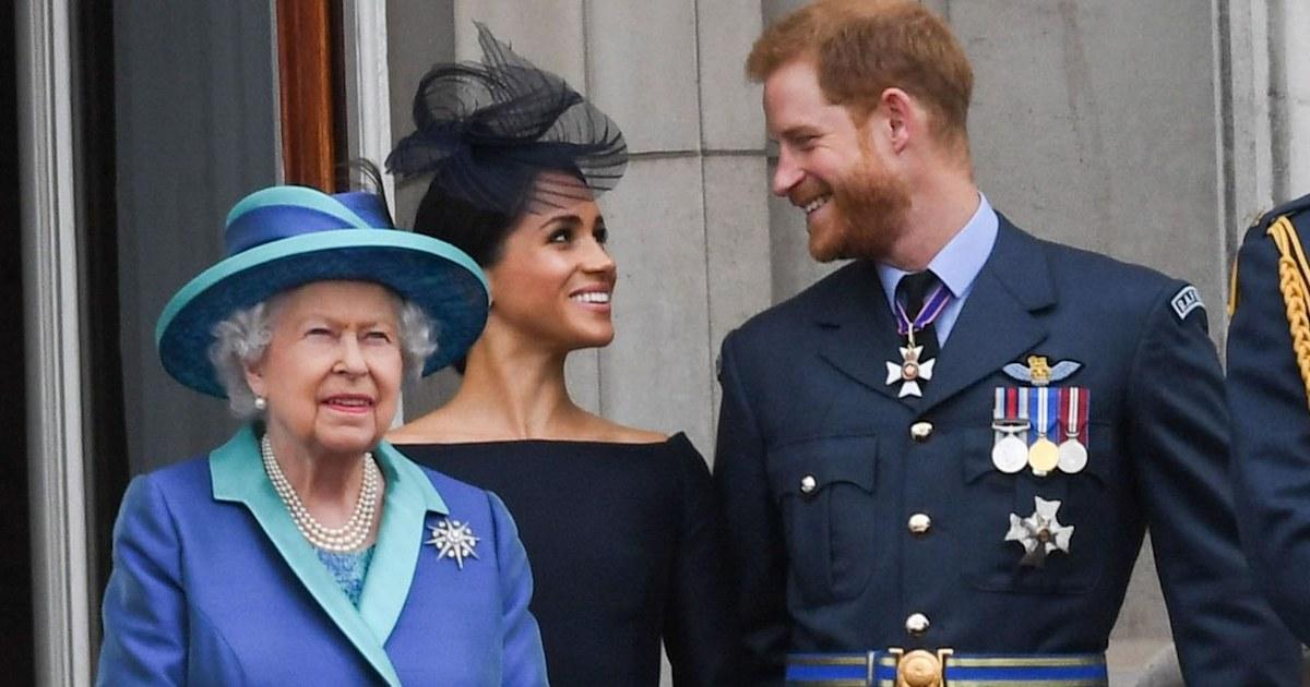 Η βασίλισσα Ελισάβετ συμφωνεί να αφήσει ο Χάρι και η Μέγκαν θα δώσει τίτλους και χρηματοδότηση