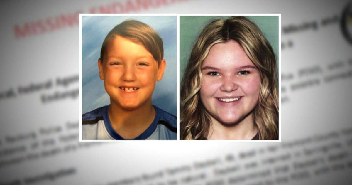 Mother of missing children held on $5 million bond