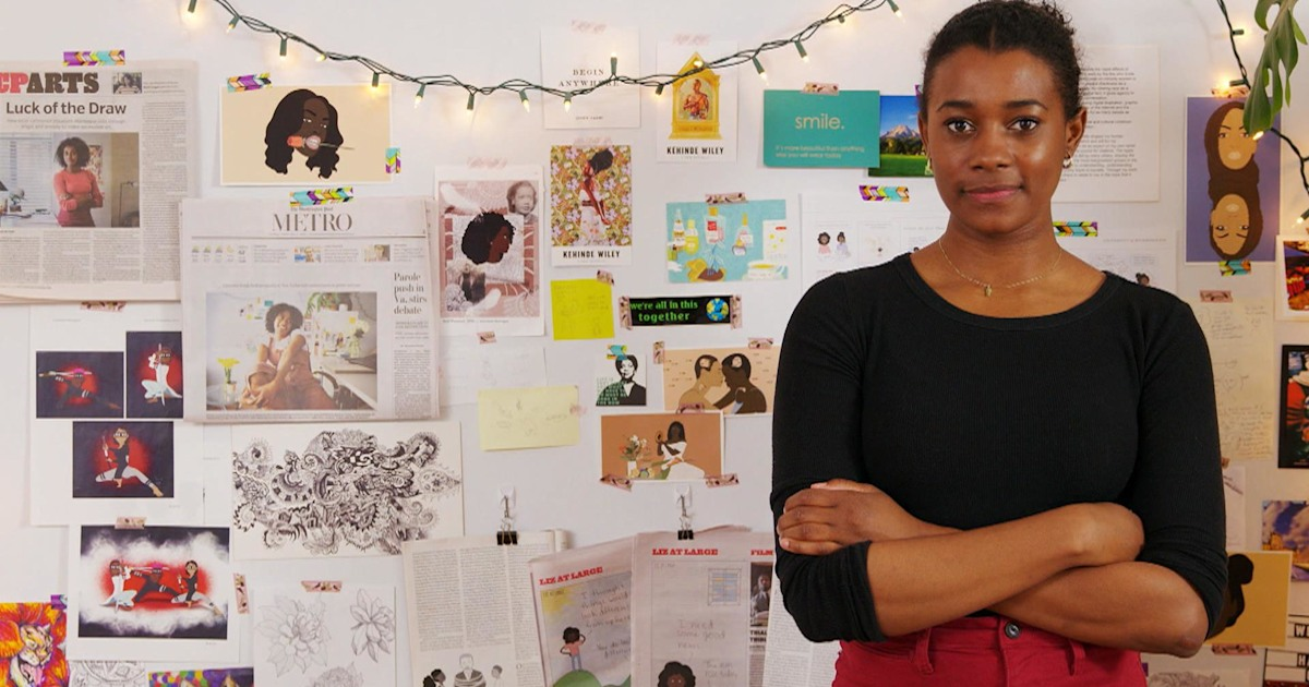 Meet the New Yorker's first known African American female cartoonist