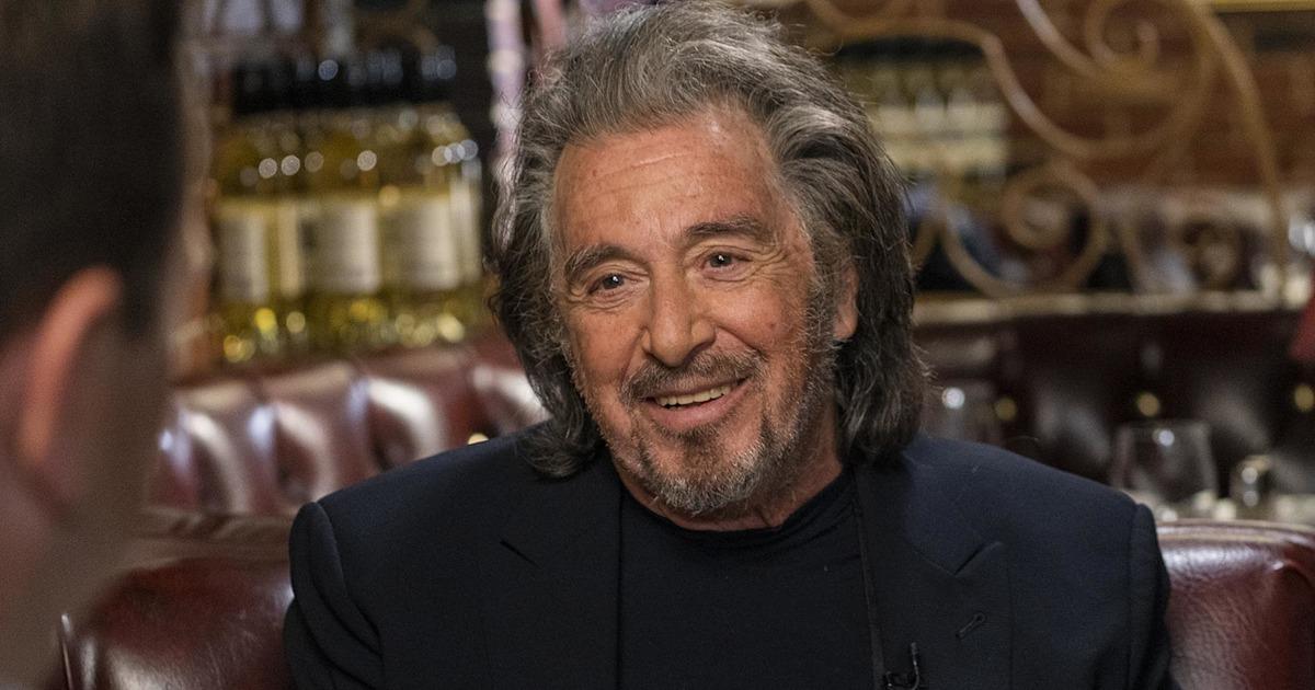 'Hunters' star Al Pacino talks legendary career in Hollywood