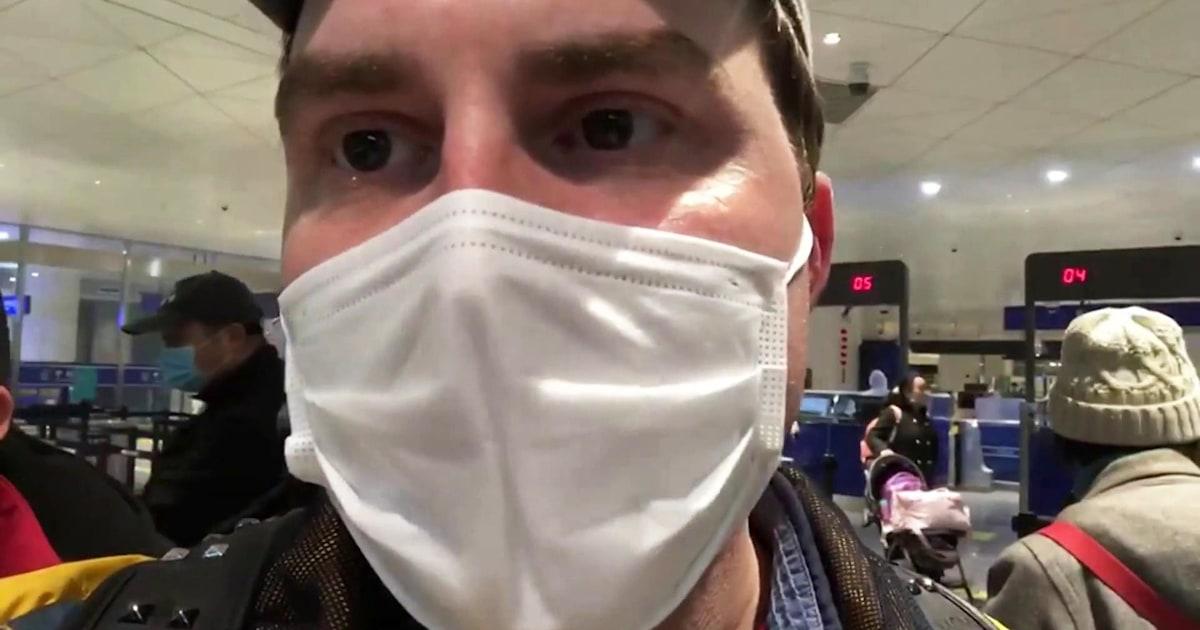 Brothers caught in coronavirus hot spots share ordeals