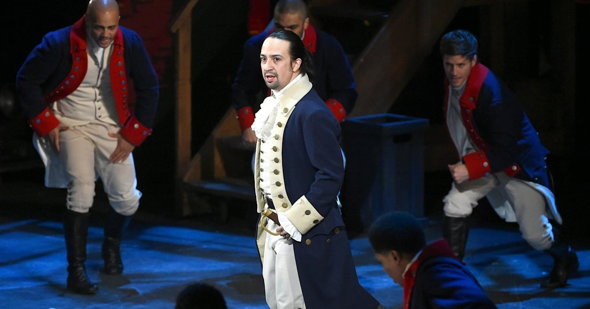 hamilton disney plus - photo #12