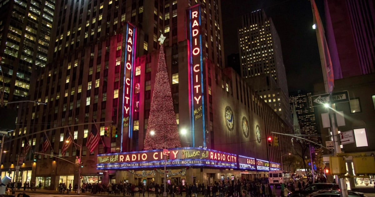 Radio City Christmas Show 2020 Today TODAY.on Flipboard: Christmas Spectacular starring Radio City