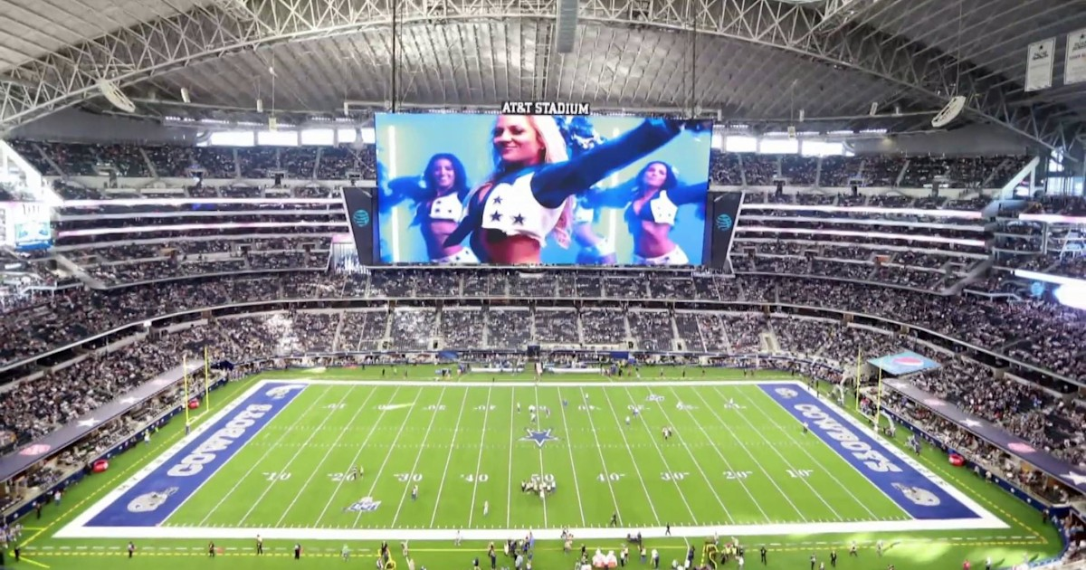 www.today.com: Dallas Cowboys plan to play with fans attending in person