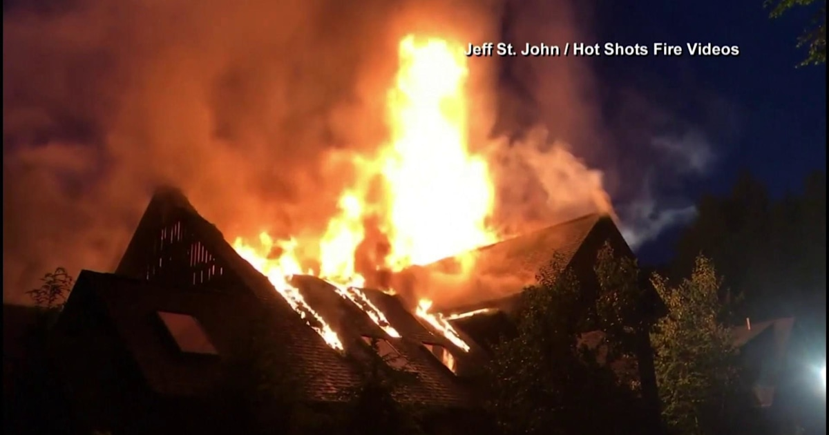 Rachael Ray's home damaged by fireRachael Ray House Fire Damage