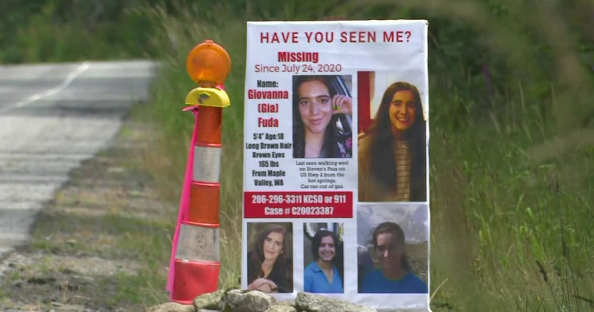 Washington state teen found alive 9 days after she disappeared