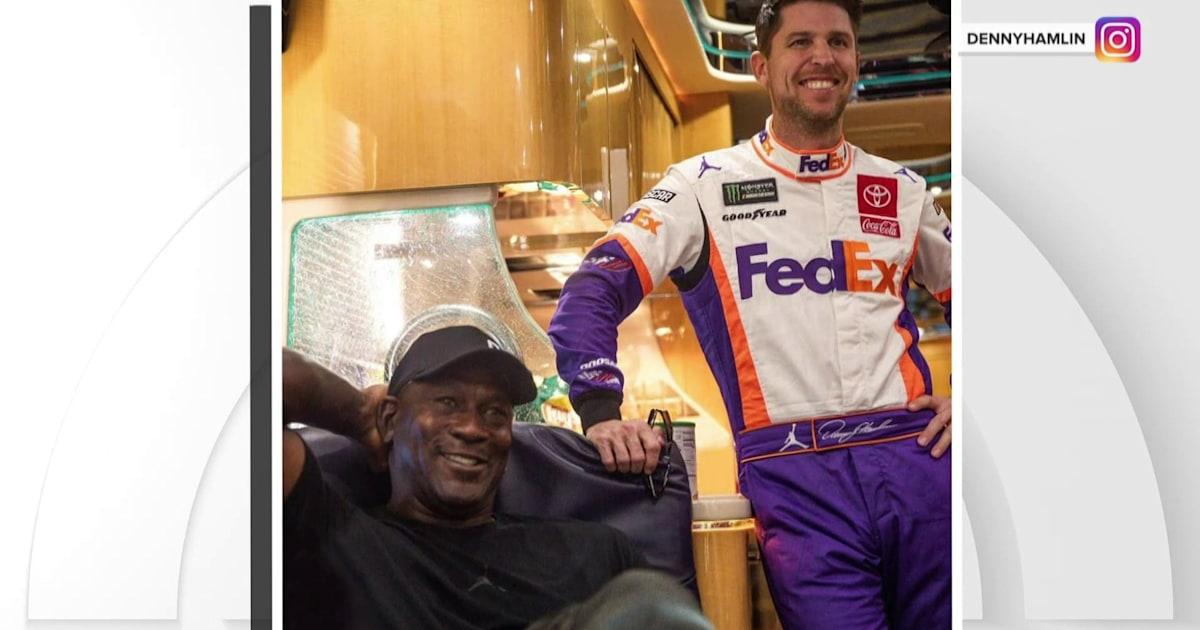 Michael Jordan and Denny Hamlin tap Bubba Wallace for new NASCAR team