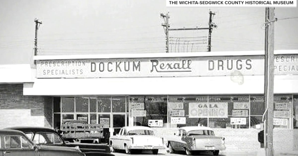 How the Dockum Drug Store sit-in led to emotional moment of reconciliation