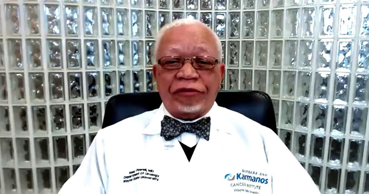Urologic oncologist focuses research on prostate cancer in Black men