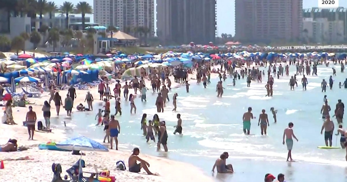 www.today.com: Florida officials issue stern warnings as spring break approaches