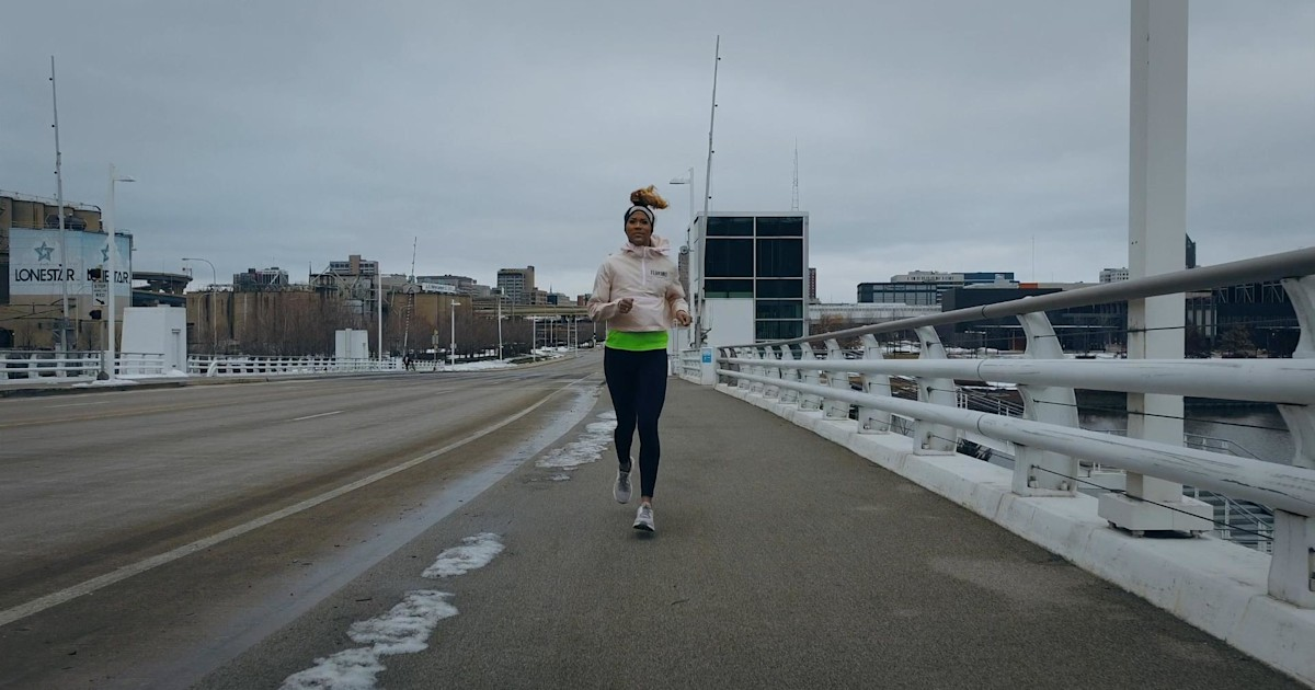 F.E.A.R. running group provides a community for people of color in the sport