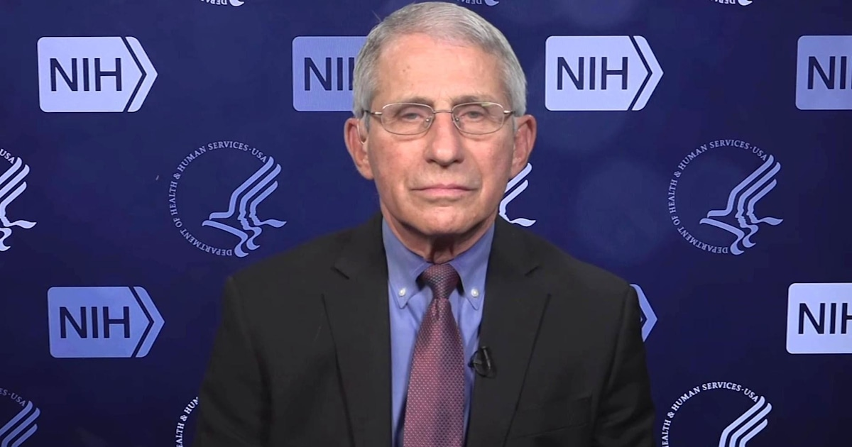Dr. Fauci: Johnson & Johnson vaccine will not be paused for long