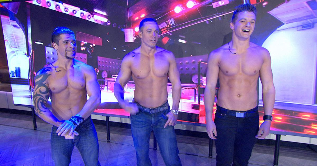 Male strip shows binghamton ny