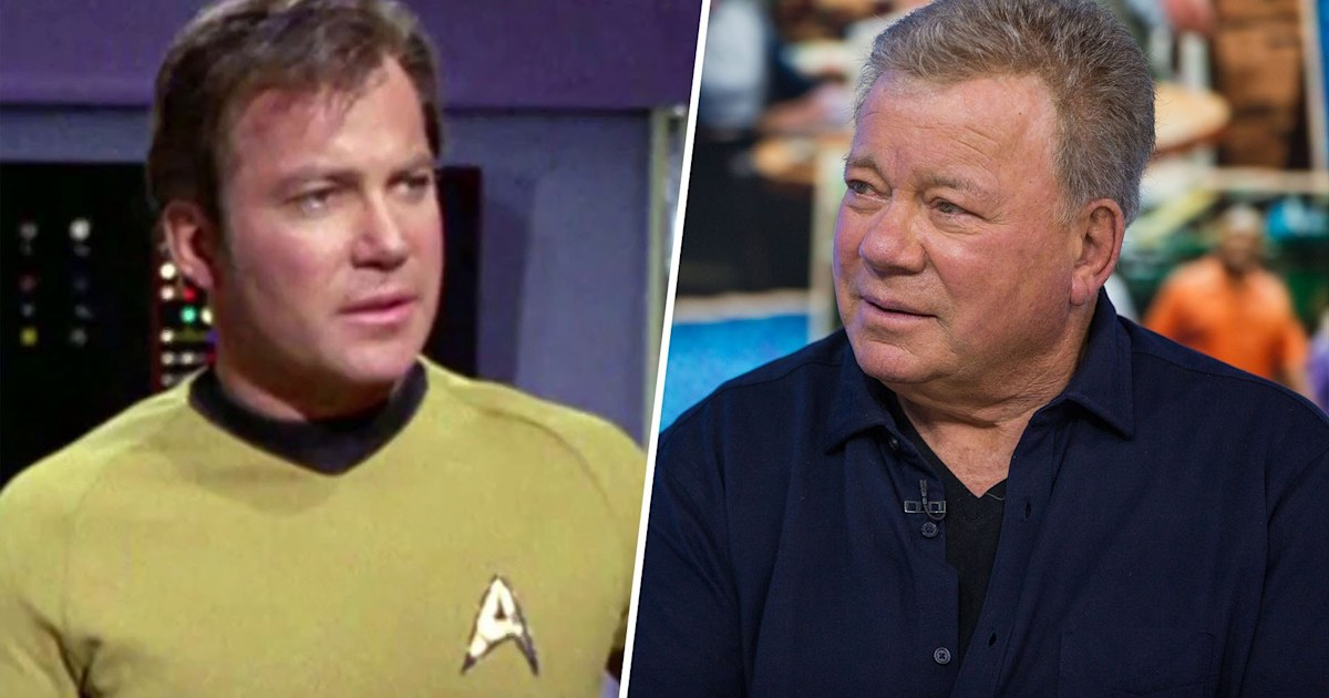 actor william shatner on going to space i m terrified
