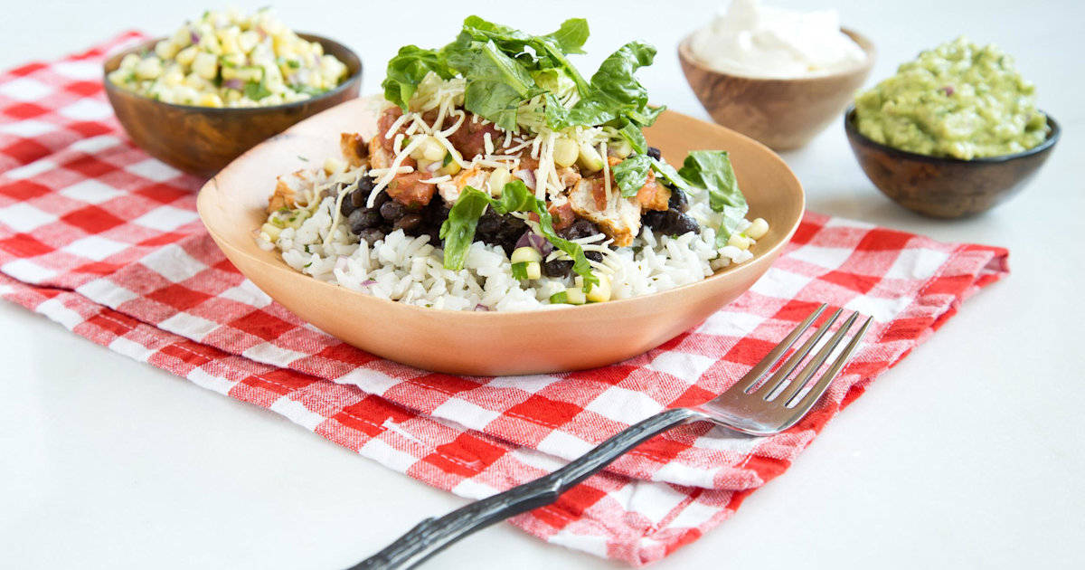 Love Chipotle's burrito bowls? You've gotta try our easy version!