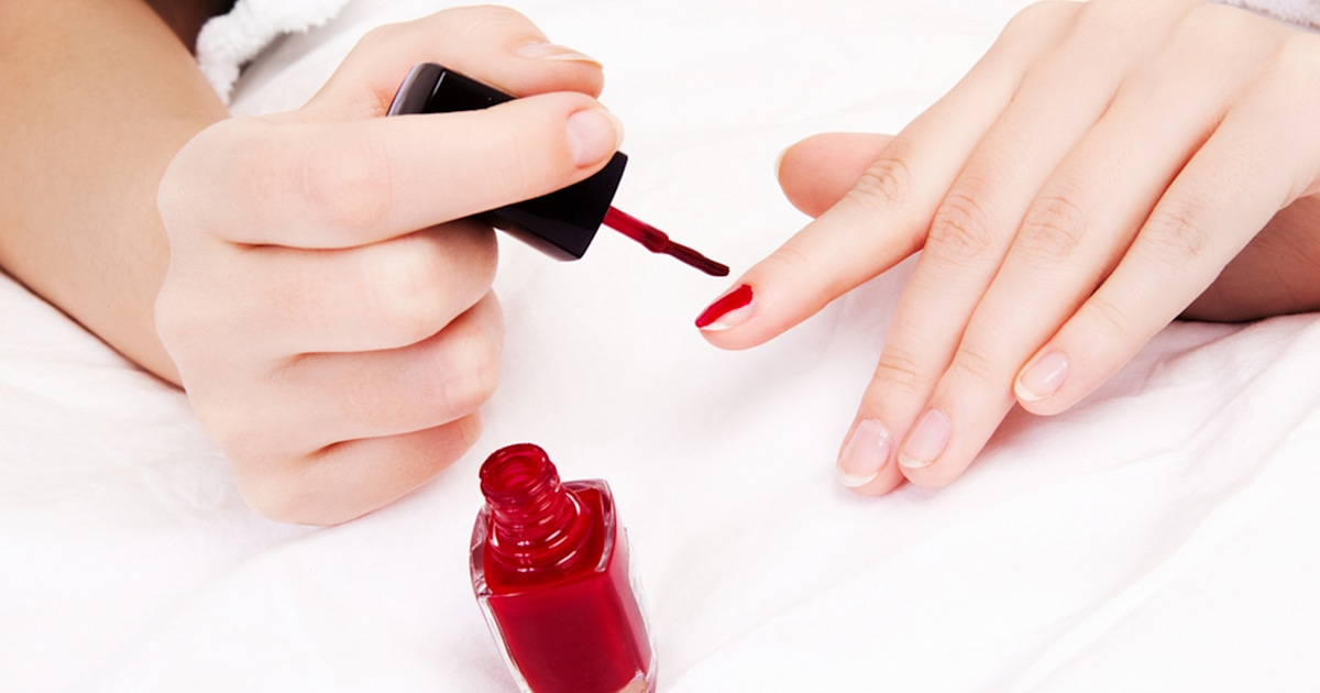 How to paint your nails: At-home manicure tips