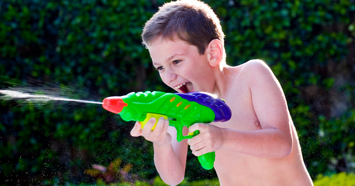 Boy Scouts of America: Our ban on water gun fights is nothing new