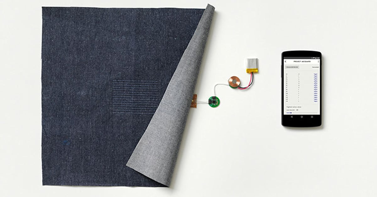 Google and Levi's jeans: New kind of wearable tech